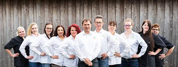Langner-Partyservice-Team
